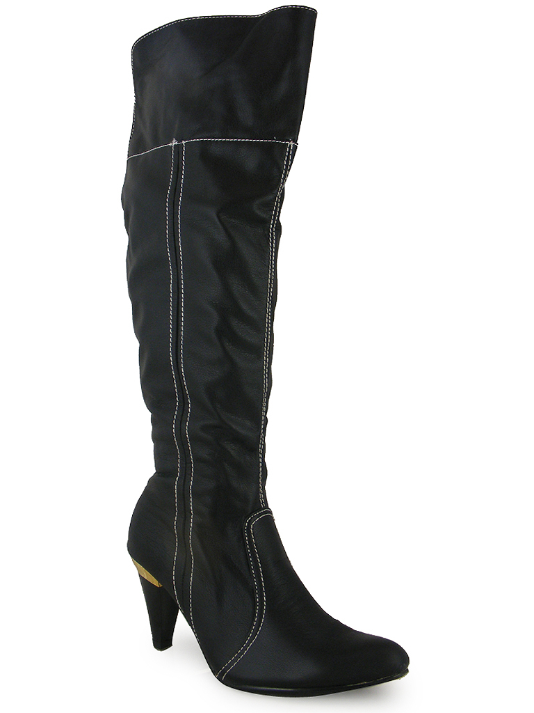 Black Thigh High Boots with FREE Shipping & Exchanges, and a % price guarantee. Choose from a huge selection of Black Thigh High Boots styles.